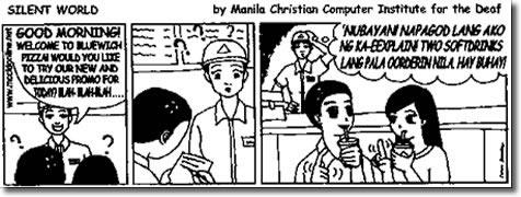 October 30 Comic Strip