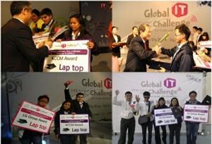 "MCCID Bags Grand Prize in ""IT Global Challenge Korea"""