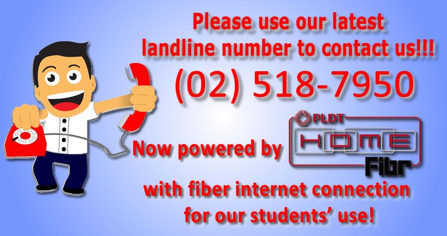 Latest Landline Number and Fiber Connection