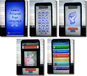 First Filipino Sign Language Android App Ready for Download